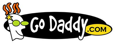 GoDaddy hosting logo