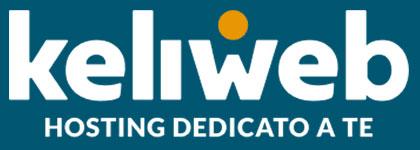 Keliweb hosting logo